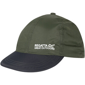 Regatta Pack-It Peak - Couvre-chef - gris/olive